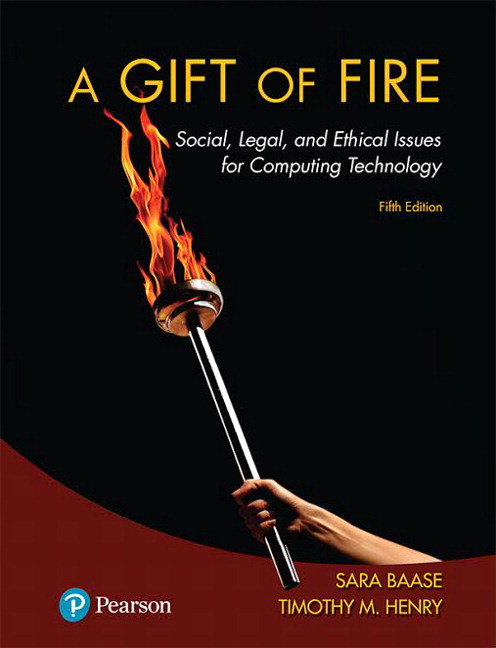 Gift of Fire 5th Edition